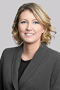 Tiffany Hurst, First Community Bank Mortgage Lender.